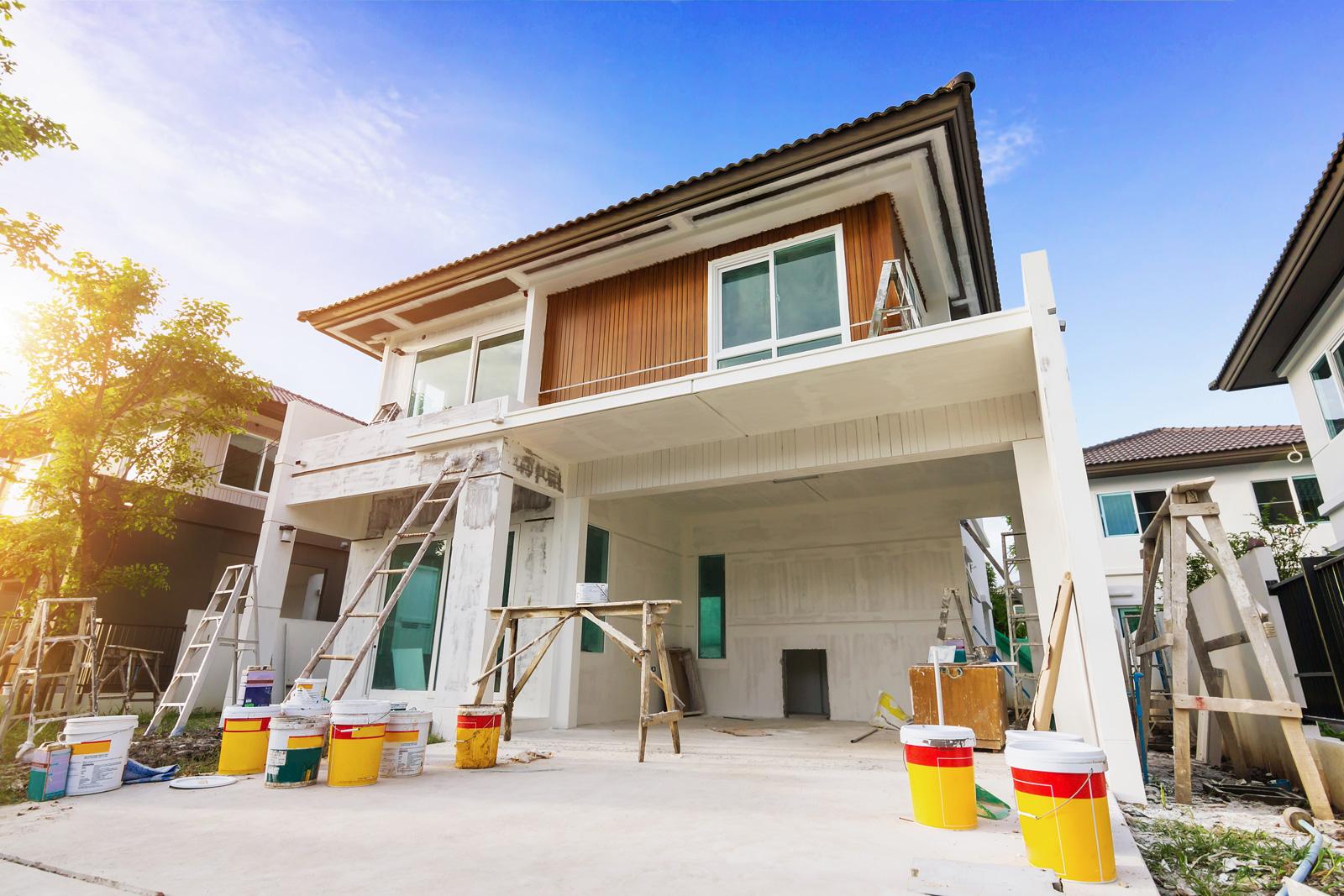 projets d'aménagement avant une vente immobilière
